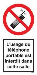 Usage interdite