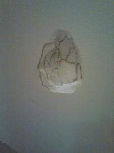 mur cassé