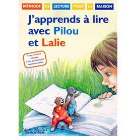 Demars-Francoise-J-apprends-A-Lire-Avec-Pilou-Et-Lalie-Livre-893706668_ML
