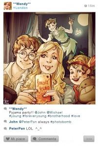 les-personnages-disney-avaient-instagram3