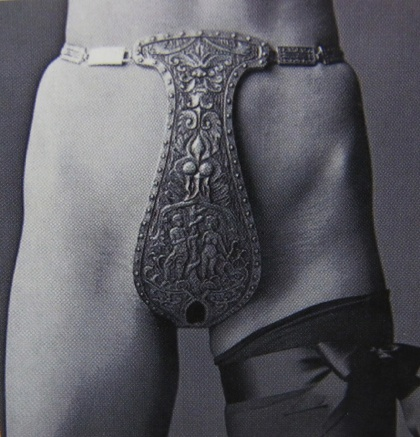 ceinture de chasteté, Nori Doi, 1968