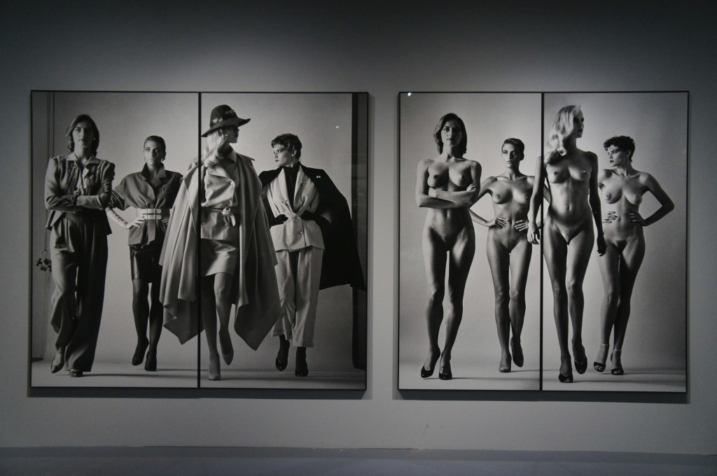 Helmut Newton, 1981