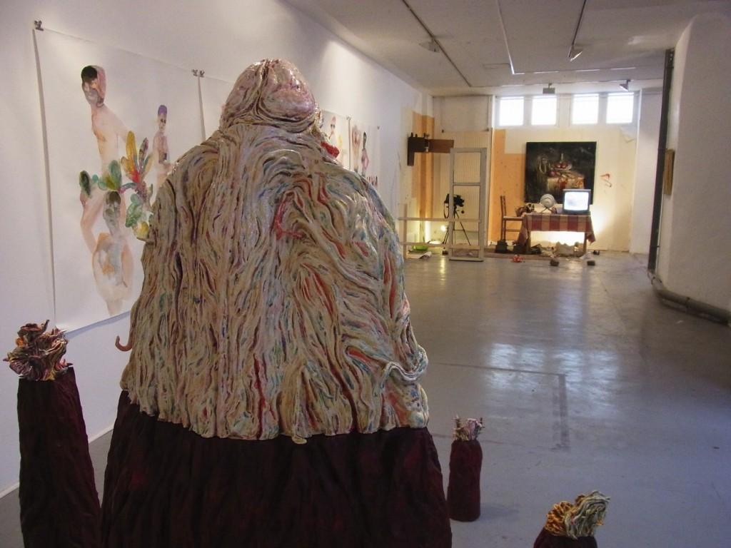 Les portes de Chatteland, Anne-Sophie Yacono