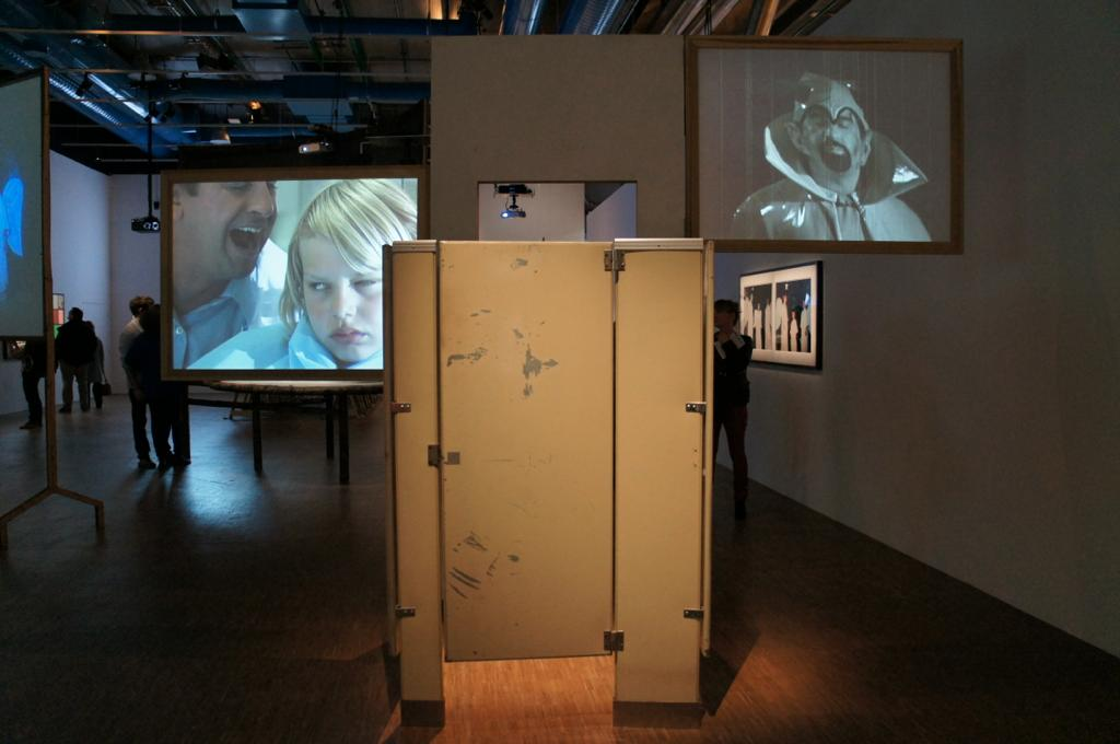 Extracurricular Activity Projective Reconstruction #25 (Devil's Door), 2004-2005