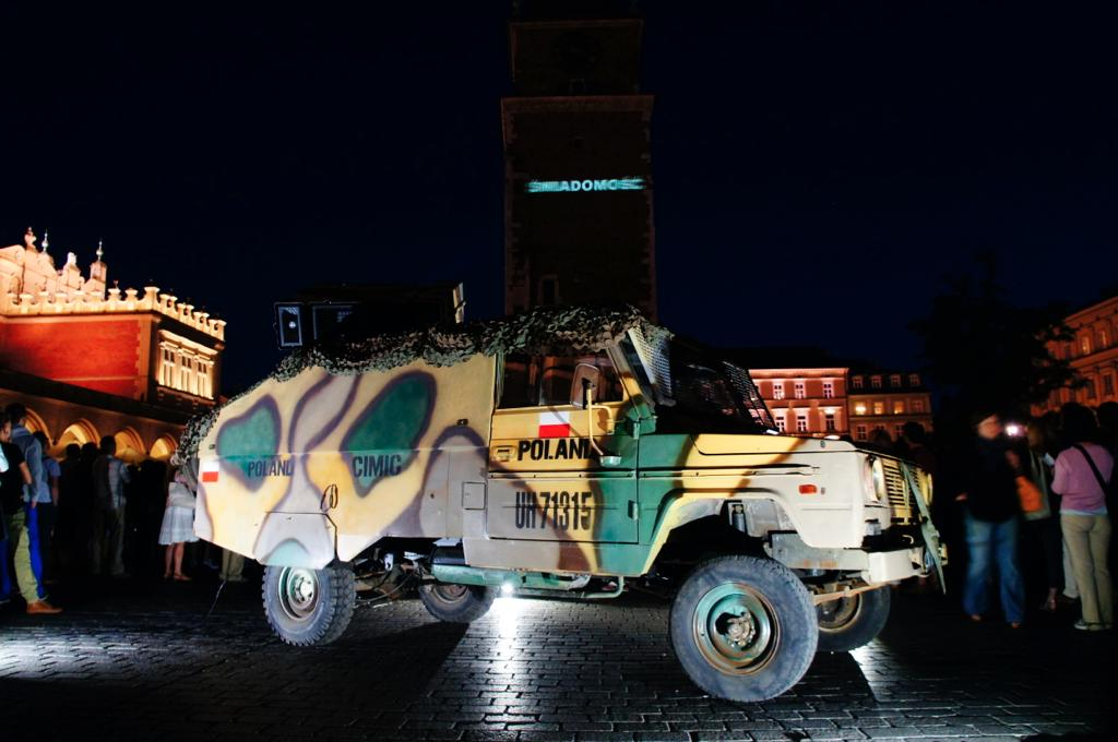 """War Veteran Vehicle Project"", le 23 juillet à Cracovie"