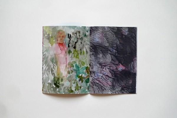 Inquiétude, Makiko Furuichi, 2014